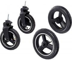 Виды колес детской коляски