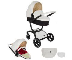 Комплектация детской коляски для новорожденного