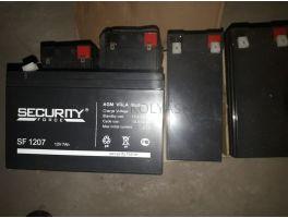 Аккумулятор 12V7AH SF