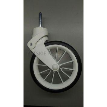Блок колесный передний Inglesina Zippy Light DX Bianco (правый\белый)
