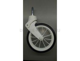 Блок колесный передний Inglesina Zippy Light SX Bianco (левый\белый)