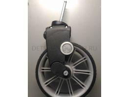 Блок колесный передний (многоспицевое) Teutonia Mistral S (85мм\короткий шток)