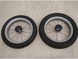 Колесо коляски Peg-Perego Classic/Culla/Young (шина литая)