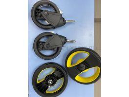 Колесо переднее и задние Doona+ КОМПЛЕКТ (2 передних+2 задних)