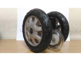 Колесо переднее коляски Peg-Perego Aria 2009 (блок колесный)