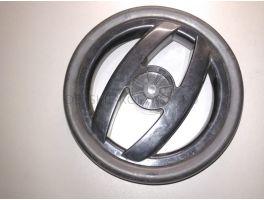 Колесо коляски Peg-Perego Pliko P3/Switch (черный\серый)