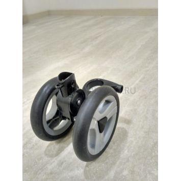 Колесо заднее коляски Peg-Perego Aria (правый/блок колесный)