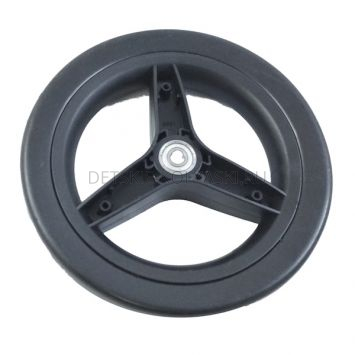 Колесо заднее коляски Peg-Perego Si/Switch (черный)
