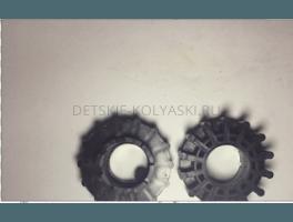 Шестерня тормозная Польша №1 (на обод\под подшипник)