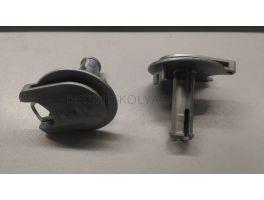 Втулка колеса Inglesina Comfort/ErgoBike (серый) 1шт