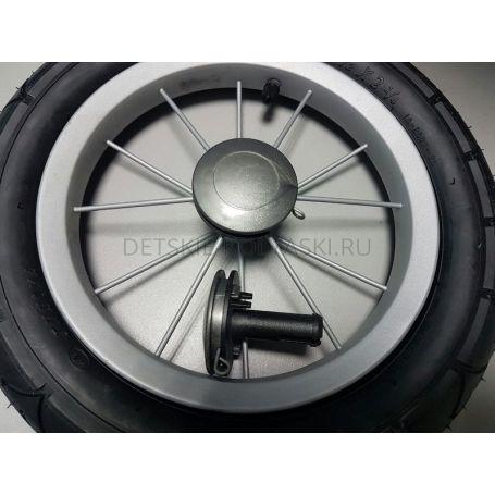 Втулка колеса Peg-Perego Classic/Culla/Young  (черный) 1шт