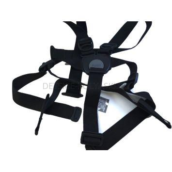 Ремень безопасности коляски Peg-Perego (черный)