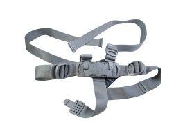Ремень безопасности стульчика Peg-Perego Tatamia Grey (серый)