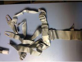 Ремень безопасности стульчика Peg-Perego Prima Pappa Diner Silver