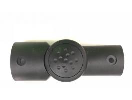 Шарнир/сустав ручки Польша №13 (овал-овал\42х22-20х30мм) усиленный
