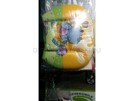 Чехол стульчика кормления Peg-Perego Diner (Hippo Arancio)