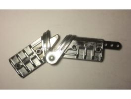 Замок\фиксатор механизма складывания шасси Польша (металл\хром)