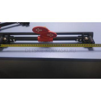 Мост\ось задняя Valco Baby Snap 4 Ultra Черный (40.5см/43см)