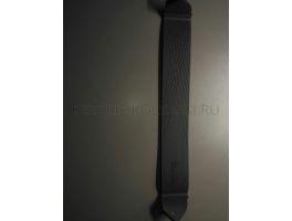 Подножка/упор ног резиновая к коляске Silver Cross Pop2/Reflex (серый\черный)