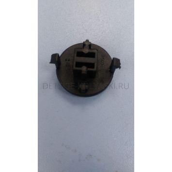 Кнопка люльки коляски Silver Cross Surf (черный\красный)