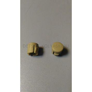Кнопка регулировки подножки стула Peg-Perego Tatamia