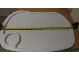 Поднос/накладка столика для ребенка PP Diner