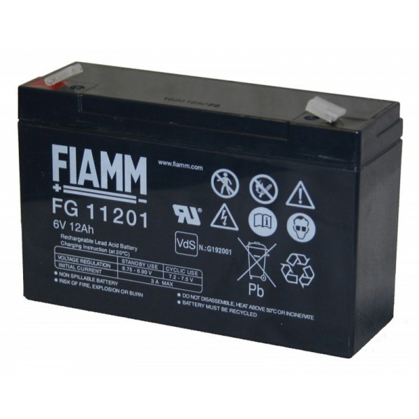 аккумулятор Fiamm