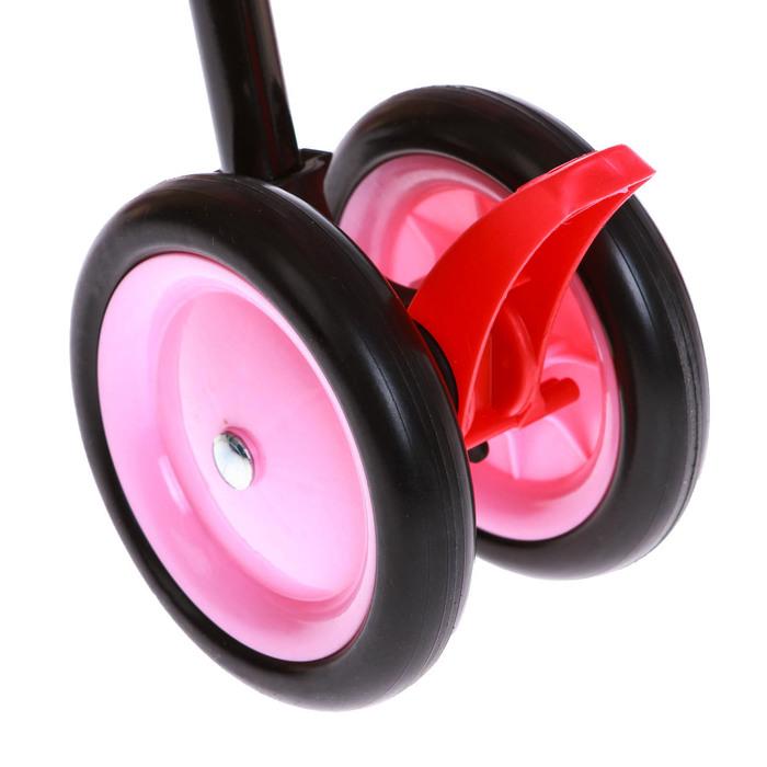 Пластиковые колеса для детской коляски