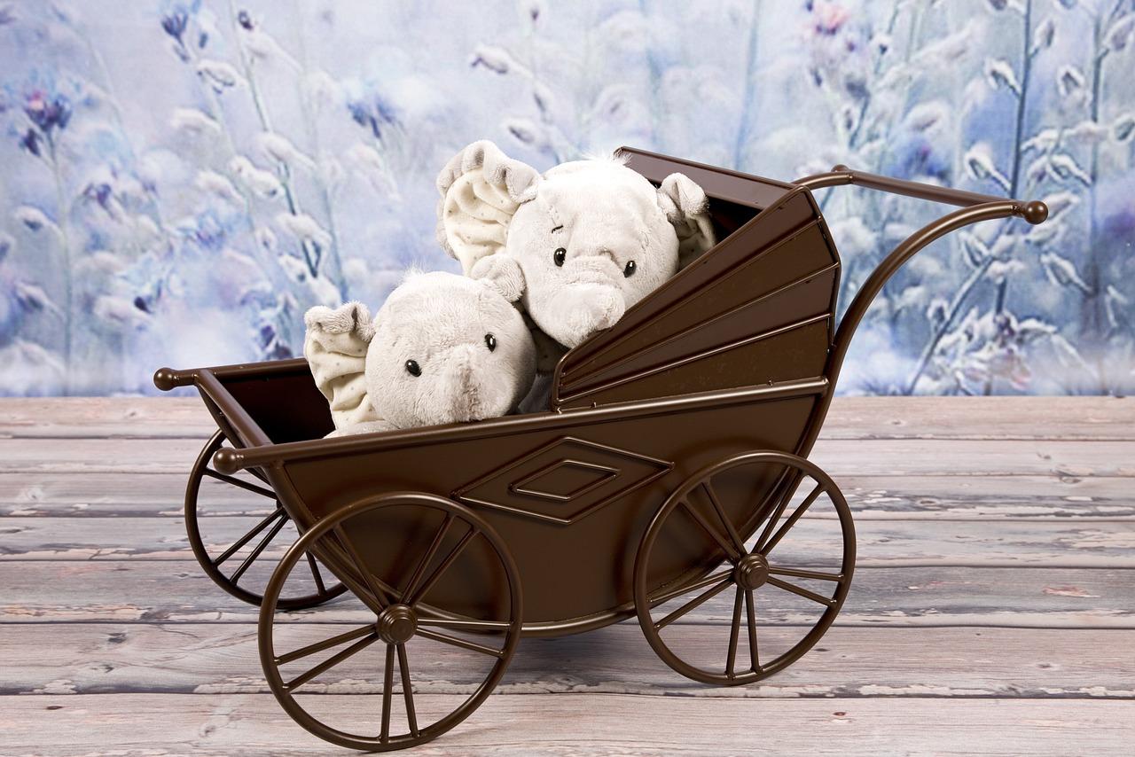 Как продать детскую коляску