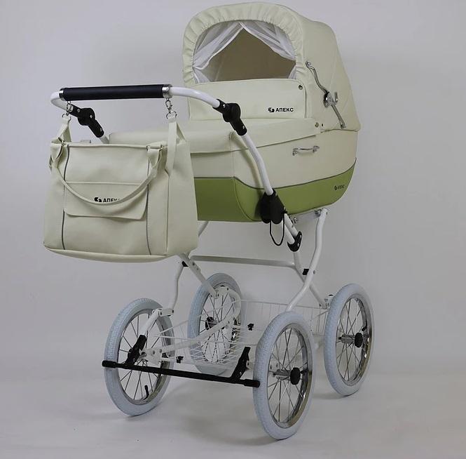 Российские производители детских колясок АПЕКС классика