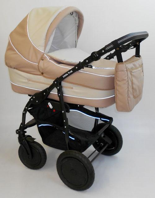 Российские производители детских колясок Little Treck